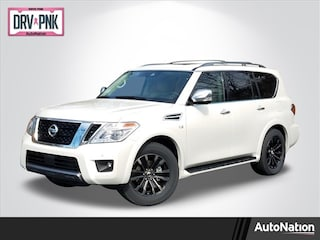 New 2020 Nissan Armada Platinum SUV for sale