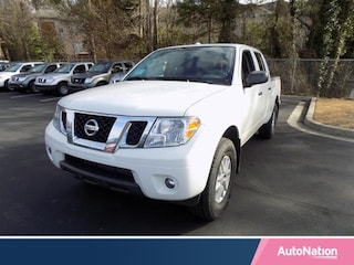 2018 Nissan Frontier SV V6 Truck Crew Cab
