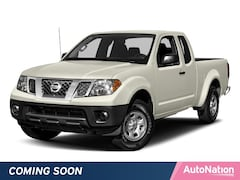 2018 Nissan Frontier S Truck King Cab