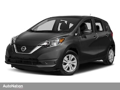 2018 Nissan Versa Note S Hatchback