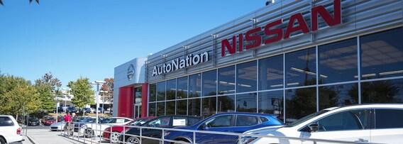 Autonation Nissan Marietta >> Hours Directions Autonation Nissan Marietta Marietta