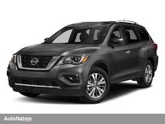 2018 Nissan Pathfinder S SUV