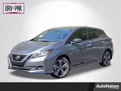 2020 Nissan LEAF SL Plus Hatchback