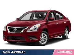 2018 Nissan Versa S Plus Sedan