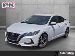2021 Nissan Sentra SV Sedan