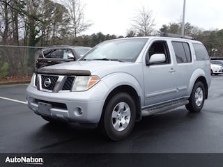 2007 Nissan Pathfinder SE SUV