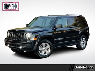 2011 Jeep Patriot Latitude X SUV