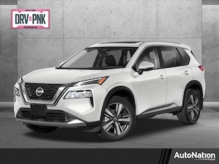 New 2021 Nissan Rogue Platinum SUV for sale