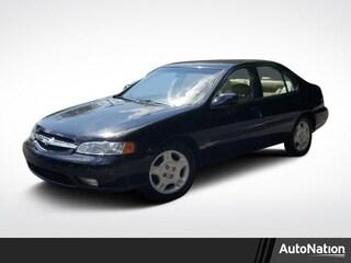 2000 Nissan Altima SE Sedan