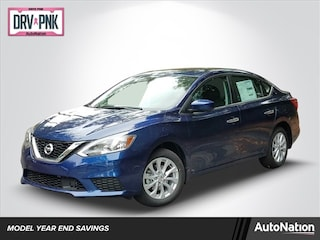 New 2019 Nissan Sentra SV Sedan for sale nationwide