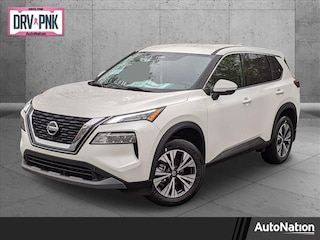 Used 2021 Nissan Rogue SV SUV for sale in Marietta