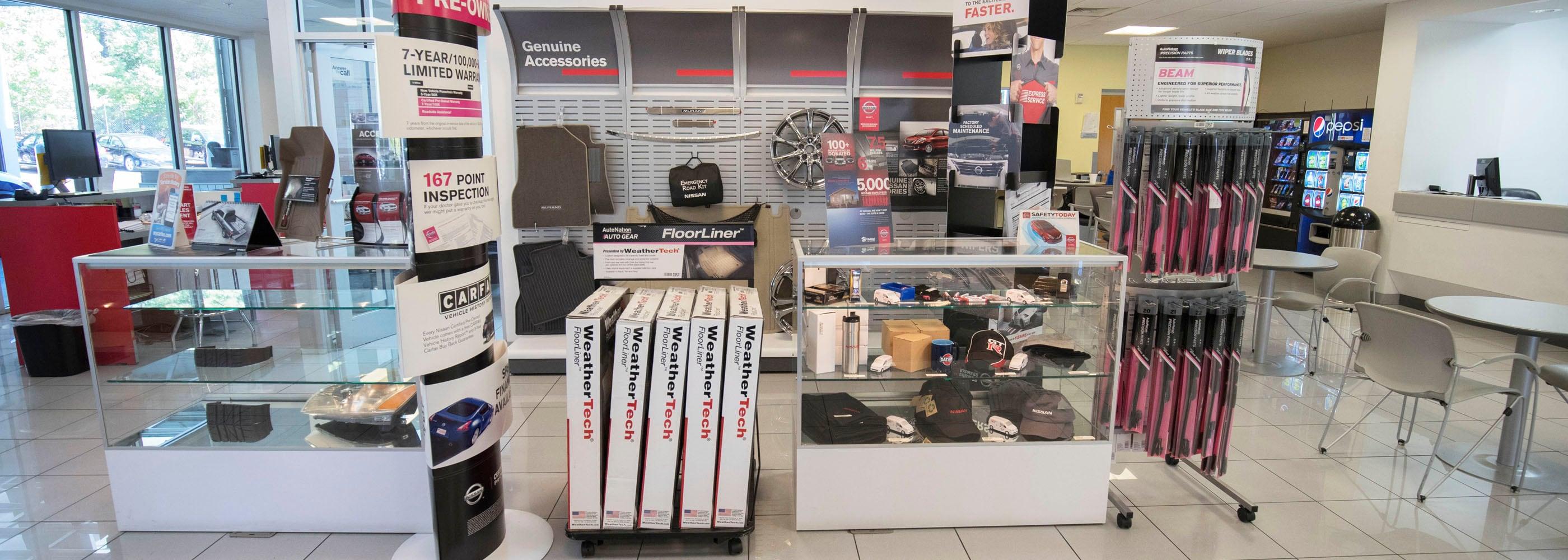 Nissan Oem Parts >> Nissan Parts Autonation Nissan Marietta