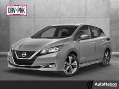 2021 Nissan LEAF SV Plus Hatchback