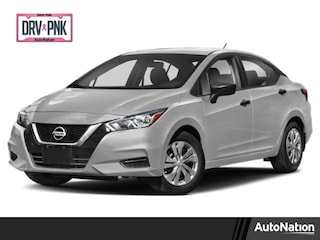 New 2020 Nissan Versa S Sedan for sale nationwide