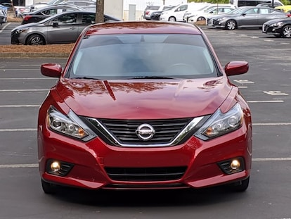used 2017 nissan altima for sale lithia springs ga hc486808 autonation honda thornton road