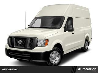 2018 Nissan NV Cargo NV2500 HD S Van Cargo Van