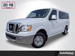 2020 Nissan NV Passenger NV3500 HD NV3500 HD SV Van Passenger Van