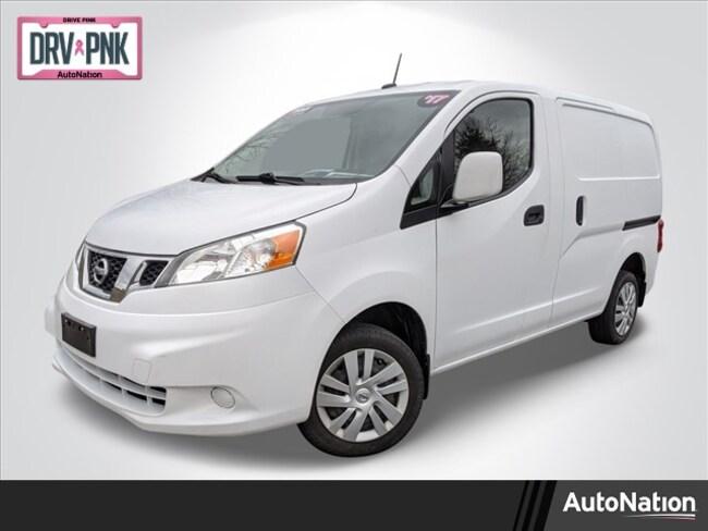 2017 Nissan NV200 Compact Cargo SV Mini-van Cargo