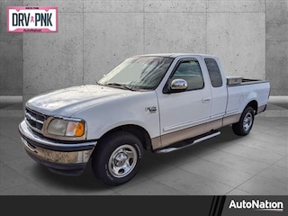 1998 Ford F-150 XLT Extended Cab Pickup