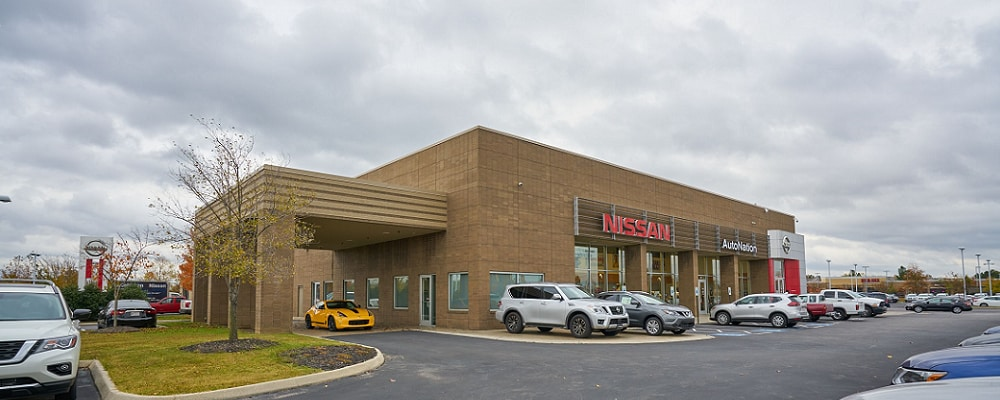 Nissan Dealership Memphis >> Nissan Dealer Near Collierville Autonation Nissan Memphis