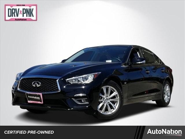 2019 INFINITI Q50 2.0t Pure 4dr Car
