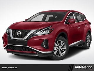 2019 Nissan Murano S Sport Utility