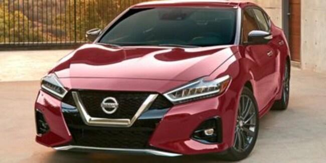 2019 Nissan Maxima SV Sedan