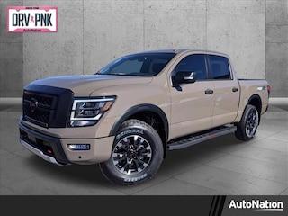 New 2021 Nissan Titan PRO-4X Truck Crew Cab for sale