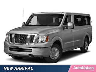 2018 Nissan NV Passenger NV3500 HD SL Van Passenger Van