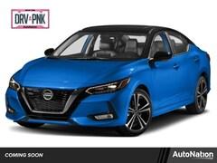 2020 Nissan Sentra S Sedan