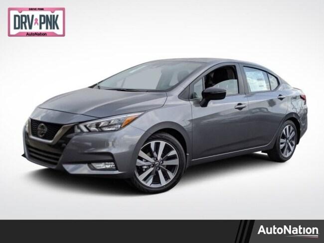 2020 Nissan Versa SR Sedan