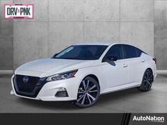 2021 Nissan Altima 2.5 SR Sedan