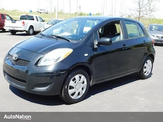 2011 Toyota Yaris 4dr Car