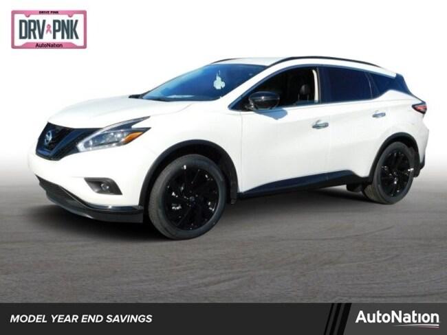 2018 Nissan Murano SL SUV