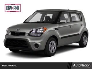 2013 Kia Soul Base 4dr Car