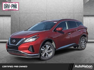 2020 Nissan Murano SV Sport Utility