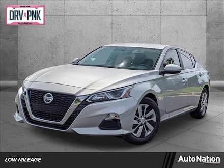 2020 Nissan Altima 2.5 S 4dr Car