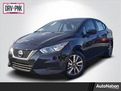 2020 Nissan Versa SV Sedan