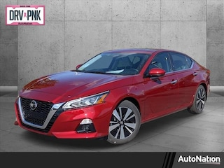 New 2021 Nissan Altima 2.5 SL Sedan for sale
