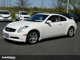 2006 INFINITI G35 Coupe 2dr Car