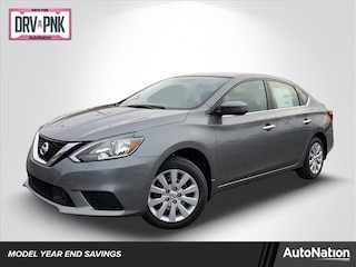 New 2019 Nissan Sentra S Sedan for sale nationwide