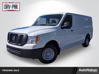 2020 Nissan NV Cargo NV1500 S Van Cargo Van