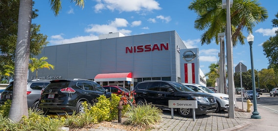 Nissan Dealer Miami >> Nissan Dealer Near Coral Gables Autonation Nissan Miami