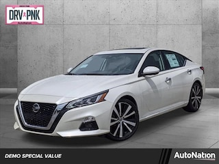 New 2020 Nissan Altima 2.0 Platinum Sedan for sale