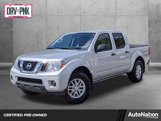 2018 Nissan Frontier SV V6 Truck Crew Cab