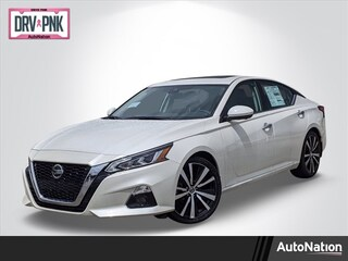 New 2020 Nissan Altima 2.0 Platinum Sedan for sale