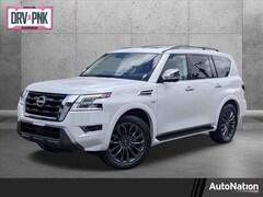 2021 Nissan Armada Platinum SUV