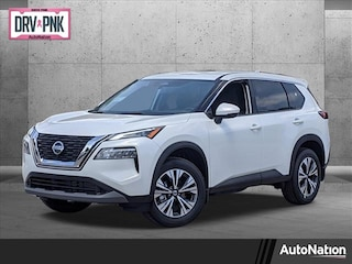 New 2021 Nissan Rogue SV SUV for sale in Miami