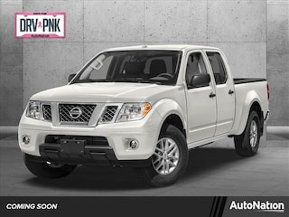 New 2022 Nissan Frontier SV Truck Crew Cab for sale in Miami