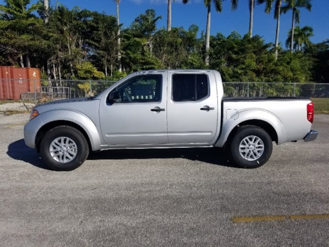 New 2019 Nissan Frontier For Sale In Miami Fl